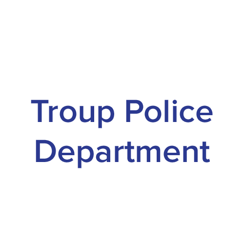 troup police department
